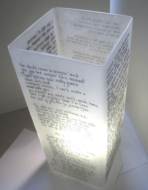Ikea non perfect el blog imperfecto - Lampara noche ikea ...