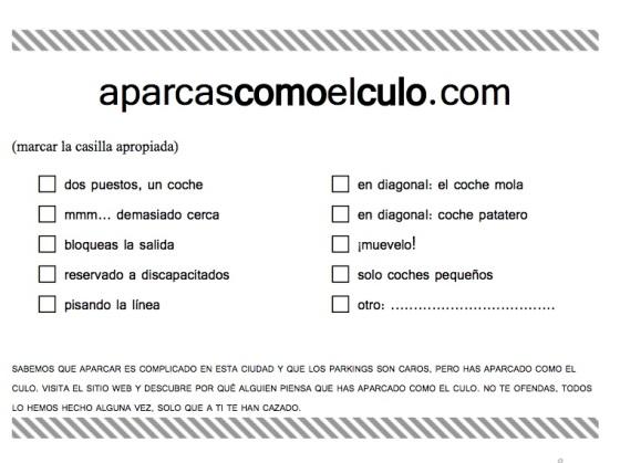 aparcascomoelculo