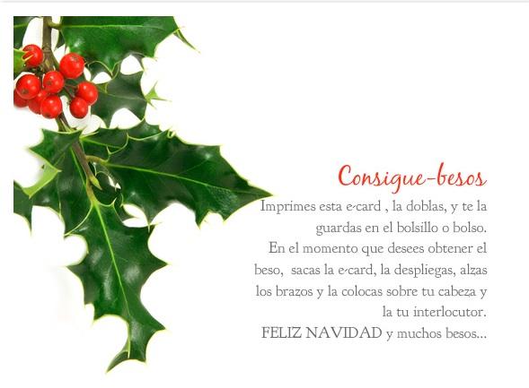 Postales de navidad non perfect el blog imperfecto - Mensajes navidenos para empresas ...