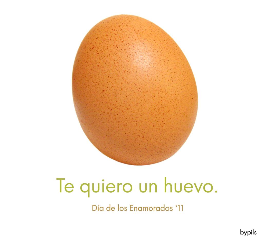 El huevo  de los enamorados  Non Perfect El blog imperfecto