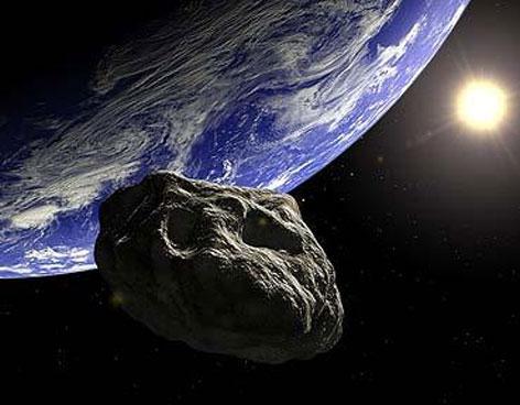 Resultado de imagen de El asteroide Se llama 2005YU55
