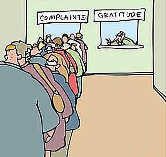 quejas y gracias