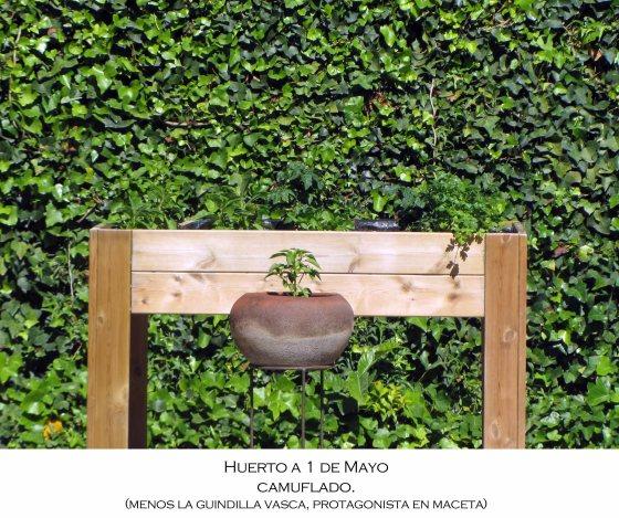 huerto 1 mayo