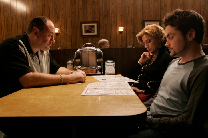 "The Sopranos (P621) ""Made In America"""