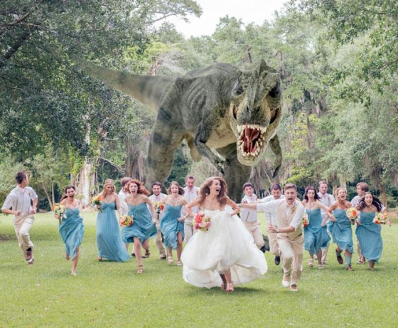 tyrannosaurus-rex-wedding-photo-quinn-miller-1