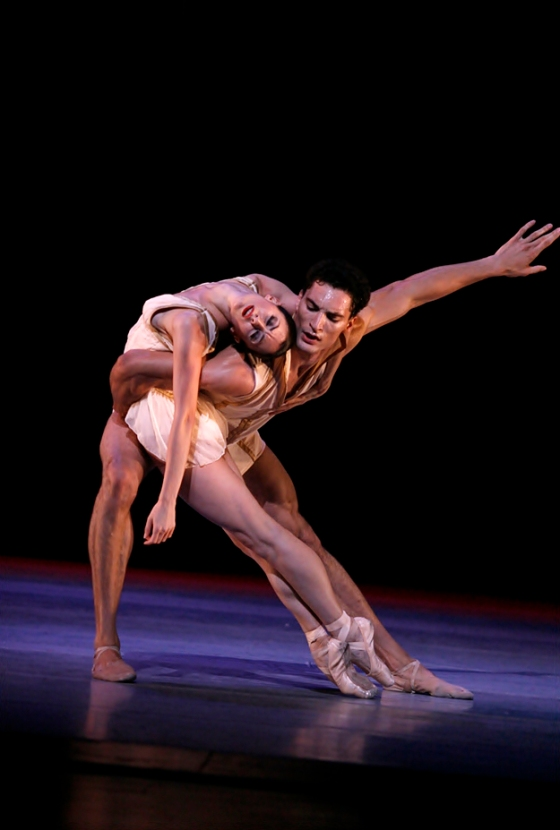 "The Joffrey Ballet will perform ""The Rite of Spring"" on Feb. 28."