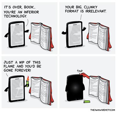 ebookvsbook