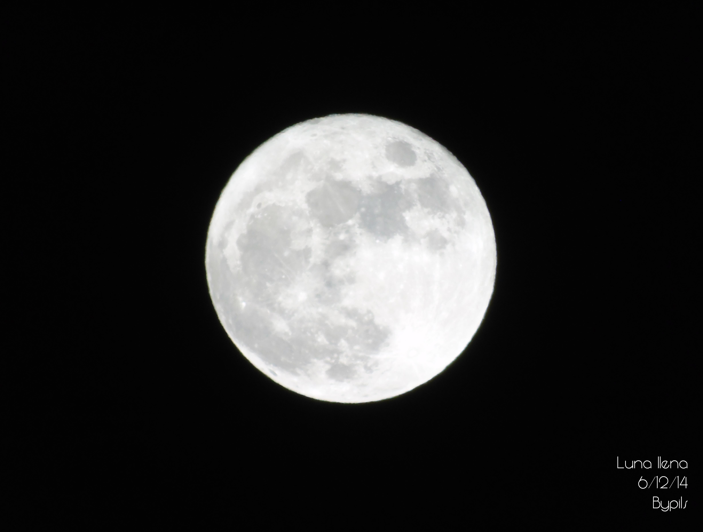 Luna llena y lobos  Non Perfect El blog imperfecto