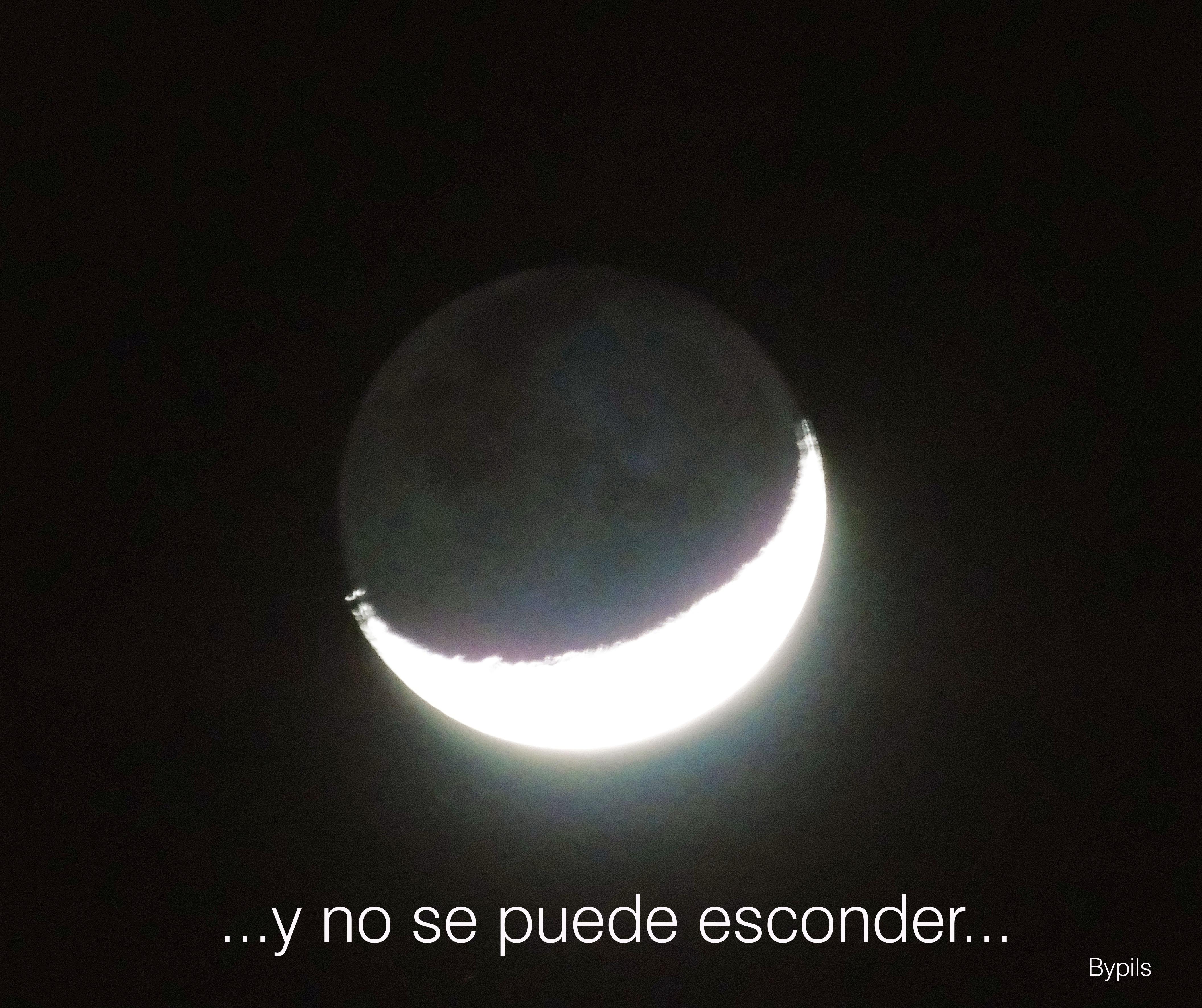 La luna creciente de hoy non perfect el blog imperfecto for Que fase lunar hay hoy