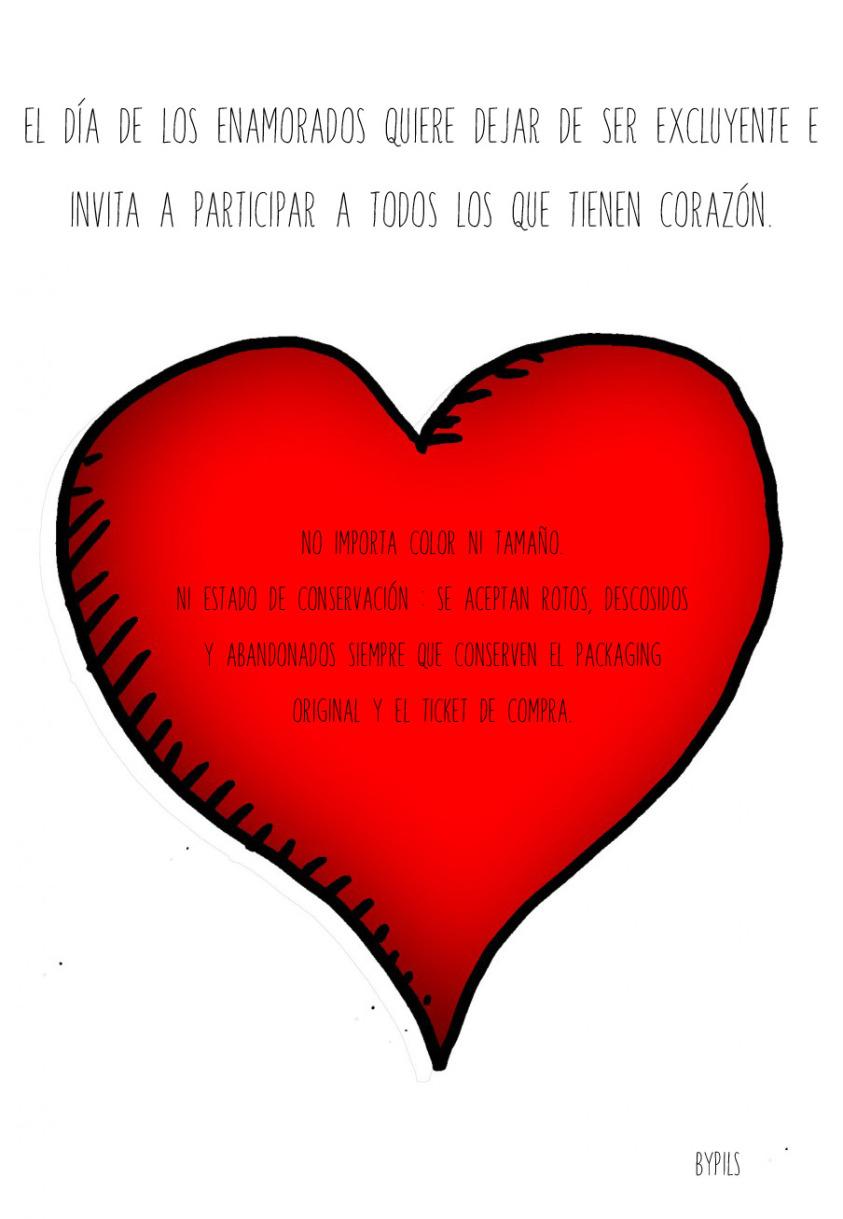Día de los Enamorados | Non Perfect. El blog imperfecto.