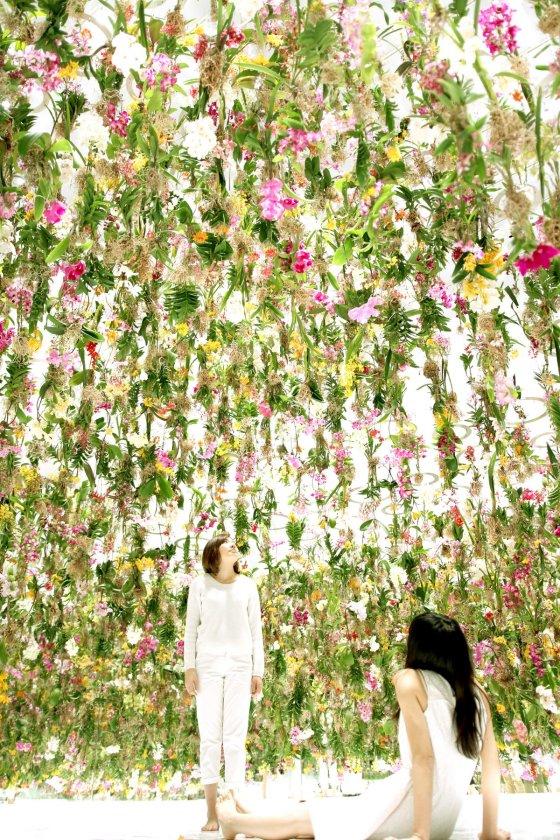 TeamLab Colectivo arte japones