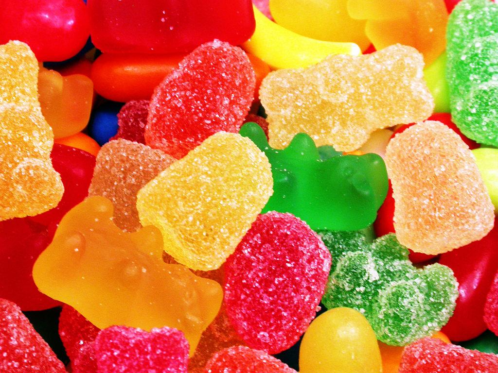 golosinas de azúcar